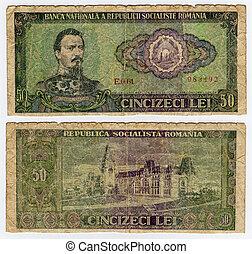 vendimia, billete de banco