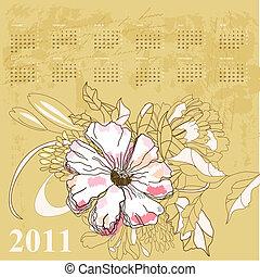 vendimia, calendario, 2011