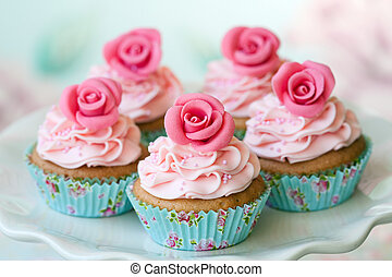 vendimia, cupcakes