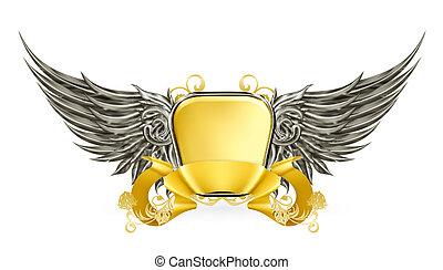 vendimia, emblema, 10eps