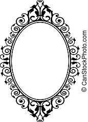 vendimia, espejo