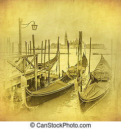 vendimia, imagen, italia, venecia