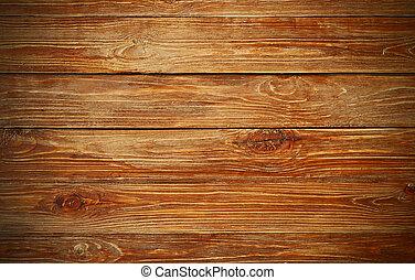 vendimia, madera, plano de fondo
