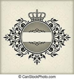 vendimia, marco, corona