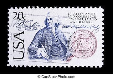 vendimia, nosotros, conmemorativo, sello