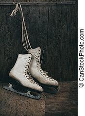 vendimia, patines