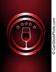 vendimia, primer ministro, icono, vinos