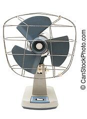 vendimia, ventilador