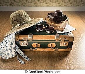 vendimia, verano, vacaciones