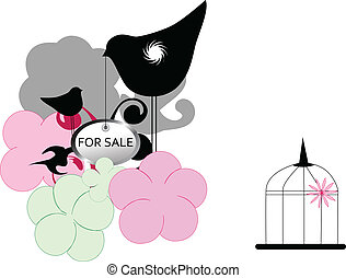 vendita, manifesto