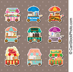 vendors stickers