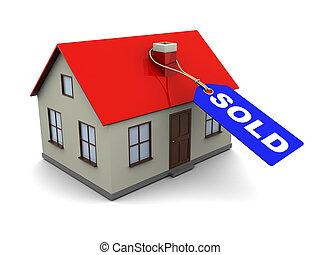 venduto, casa