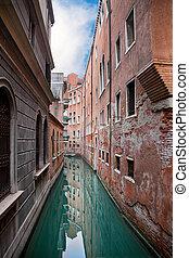 venecia, canal