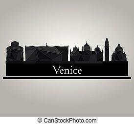 venecia, contorno