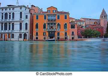Venecia, laguna
