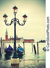 venecia, muelle