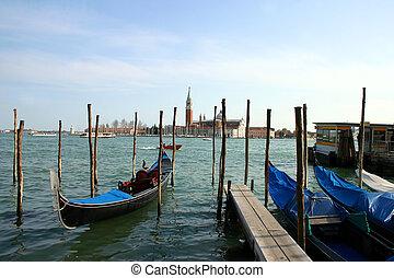venecia, venitian, su, arquitectura