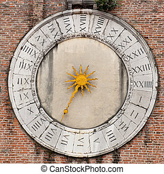 veneciano, reloj