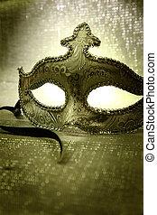veneciano, vendimia, máscara, carnaval