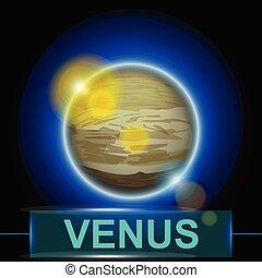 venere, pianeta