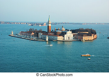 venetiaan, lagune, murano