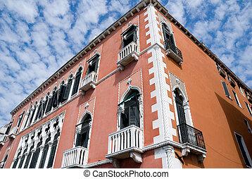 Venetian architecture, italy