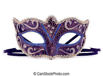 Venetian carnival mask