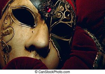 Mask - Venetian Mask