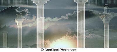 Venetian Pillar