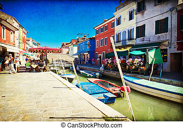 Veneza,  Burano
