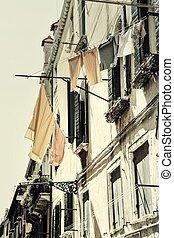 venezia, vita domestica