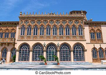 venezianisch, palazzo