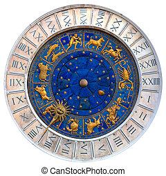 veneziano, orologio