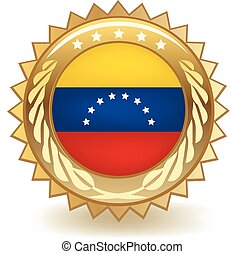 Venezuela Badge