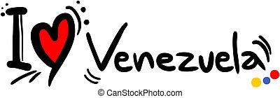 Venezuela love