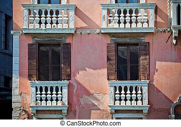 Venice architecture, Italy