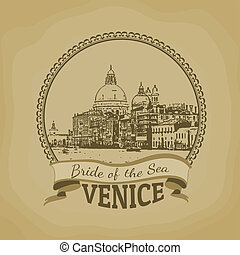 Venice ( Bride of the Sea) poster