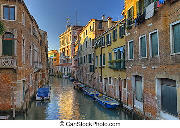 Venice Canal -...