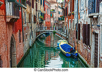 venice., (hdr, image)