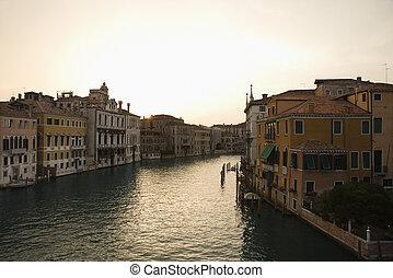 Venice, Italy canal.