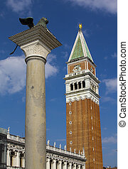 venice, italy, San Marco