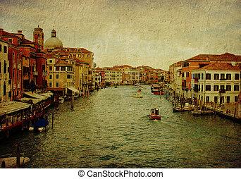 Venice, panoramic view