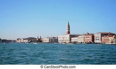 Venice, Piazza San Marco, Palace.