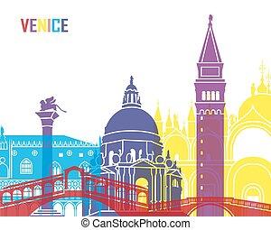 Venice skyline pop