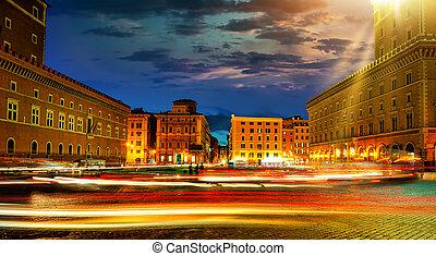 Venice square in Italy