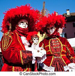 Venitien Festival, Annecy, France
