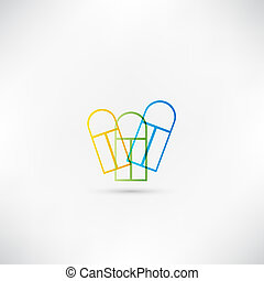 venster, pictogram