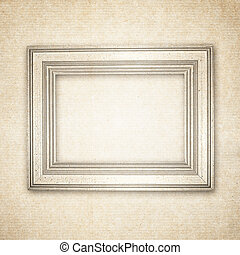 ventage, מסגרת של עץ, רקע, ב, גראנג, נייר, טקסטורה