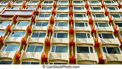 ventana, pattern1, condo