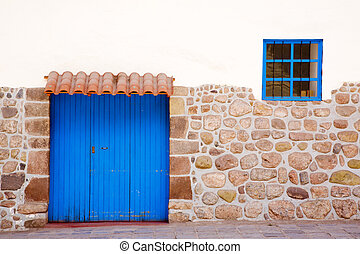 ventana, puerta